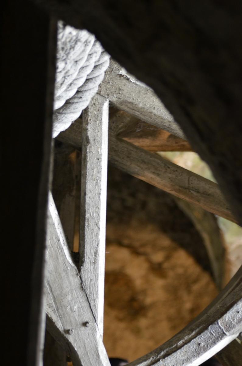 détail abbaye mont saint michel