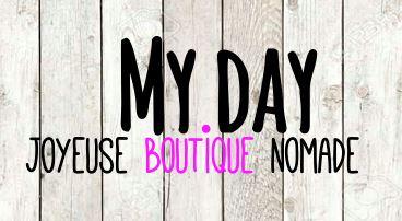 My.Day est né ! Une joyeuse boutique nomade &nantaise